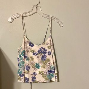 NWT Forever 21 Floral Top